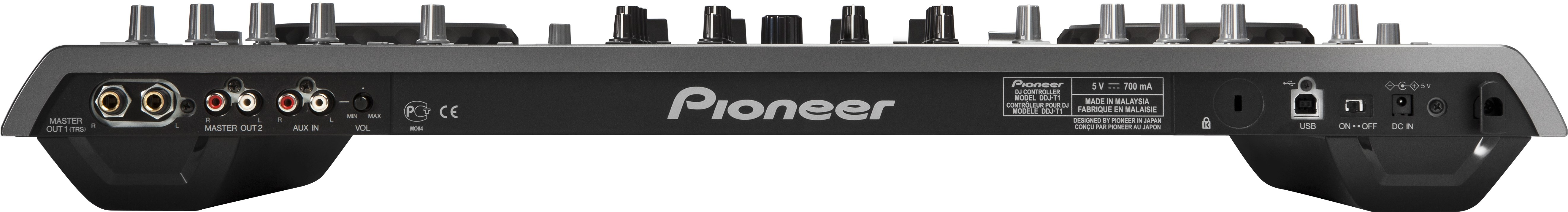 Directory Listing of Pioneer - DDJ-T1/ (Soundlighteffect Tech Files)